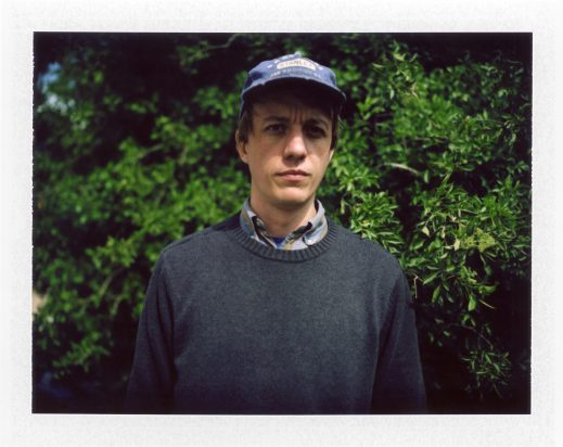Steve Gunn by Alex Marks, Marfa, Texas, March 14,   2015.